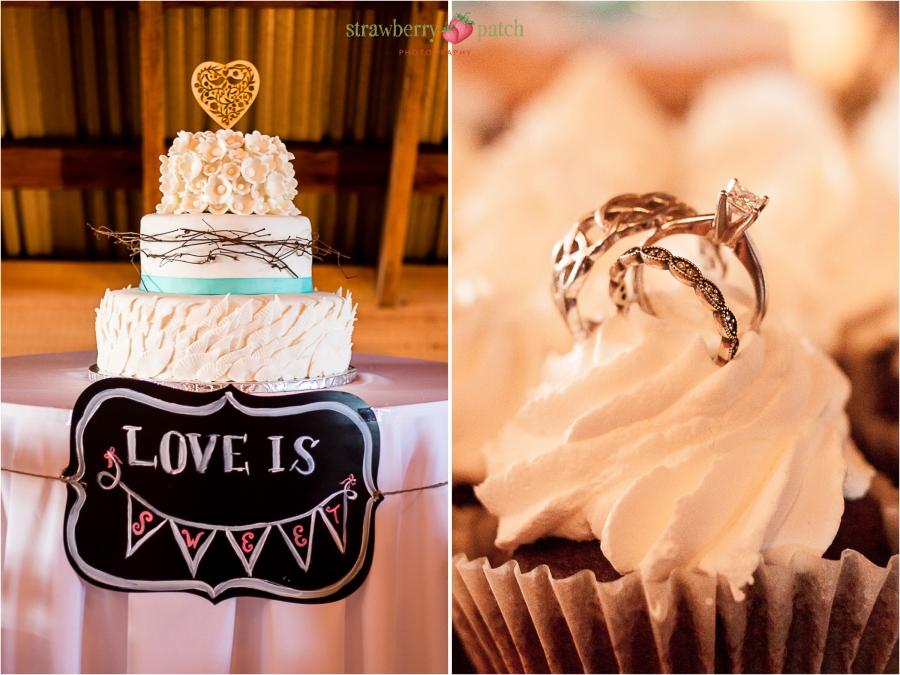 cake & rings